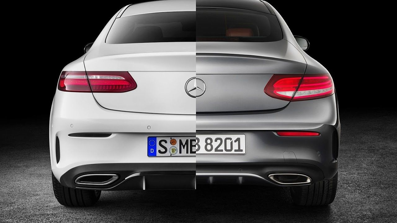 new mercedes e class coupe vs mercedes c class coupe my. Black Bedroom Furniture Sets. Home Design Ideas