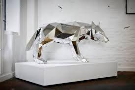 """Résultat de recherche d'images pour """"sculpture animalière contemporaine"""""""