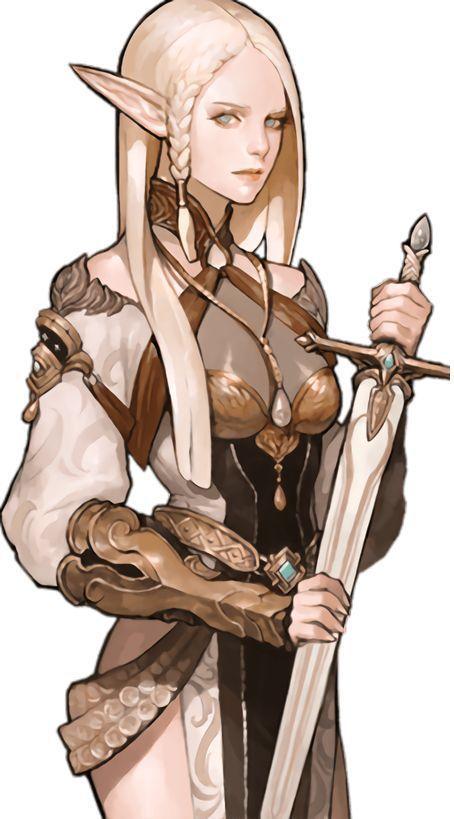 anime, manga, and warrior image