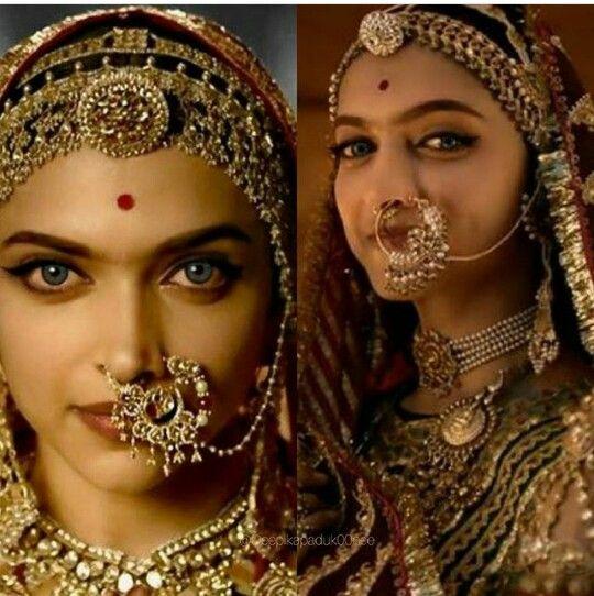 My Small Sis Royal Model Indian Bridal Fashion Deepika Padukone Style Bride Jewellery