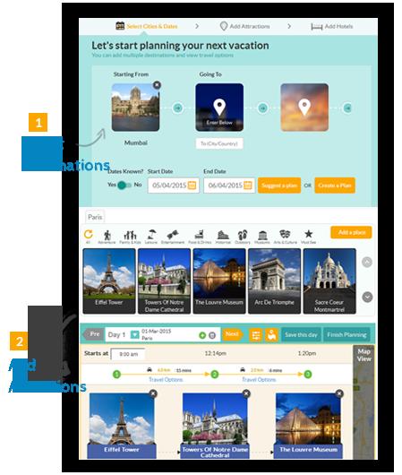 work screen travel travel vacation planner travel planner
