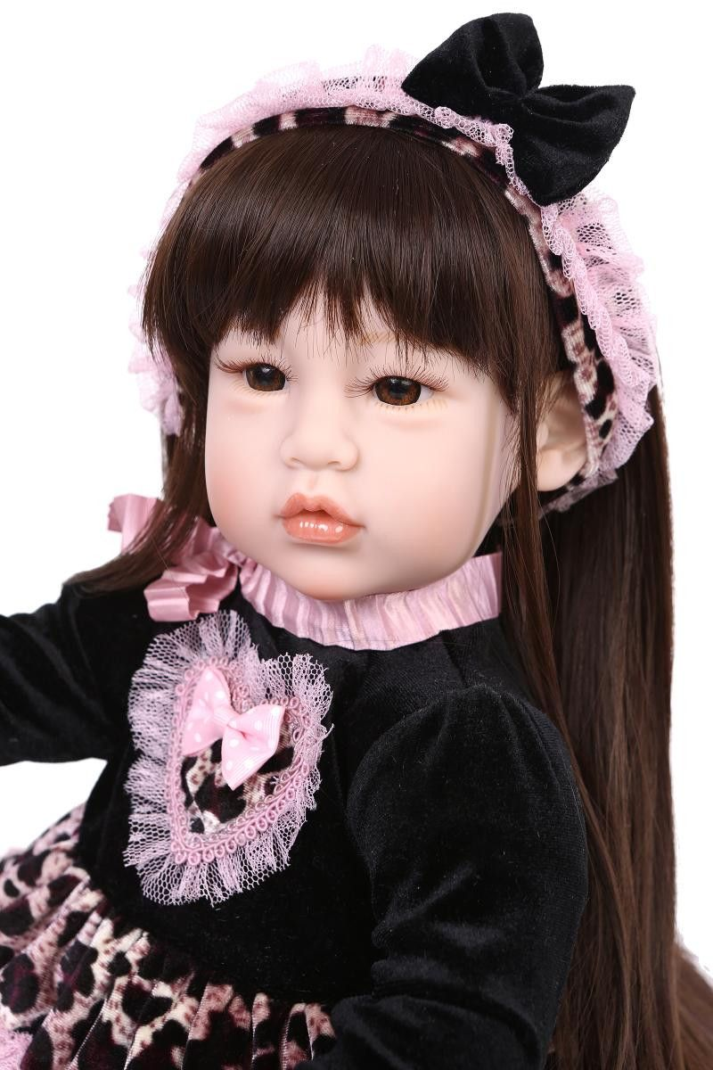 Unique Design 52cm 20''  Reborn Toddler Dolls Reborn Baby Doll Best Price Bebes Reborn Menina For Kids At Christmas Days As Toy