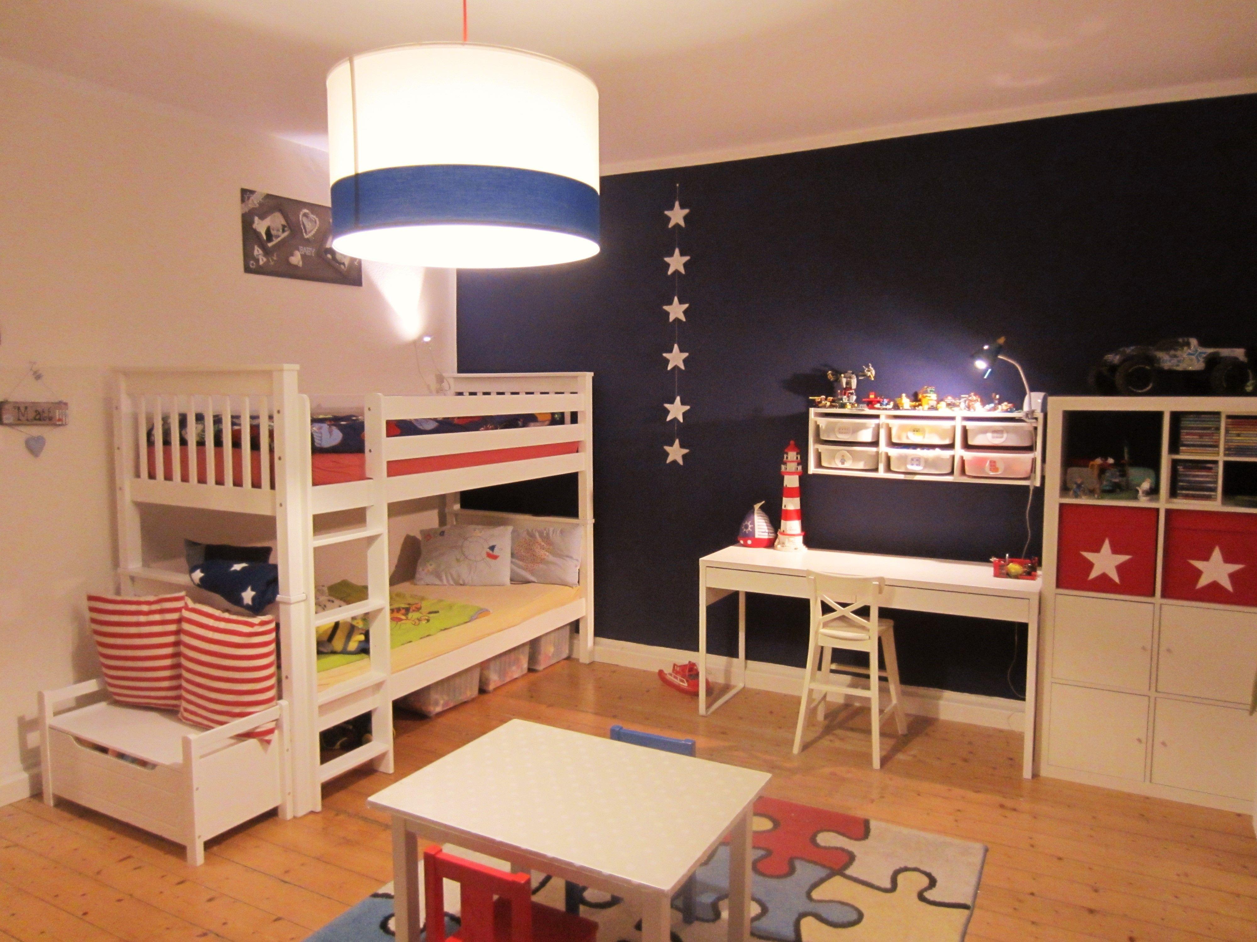 Kinderzimmer Jungen im maritimen Stiel | Kinderzimmer | Pinterest
