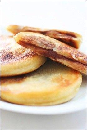 本場韓国の味「屋台のホットク」 by Firstsnows 【クックパッド】 簡単おいしいみんなのレシピが287万品