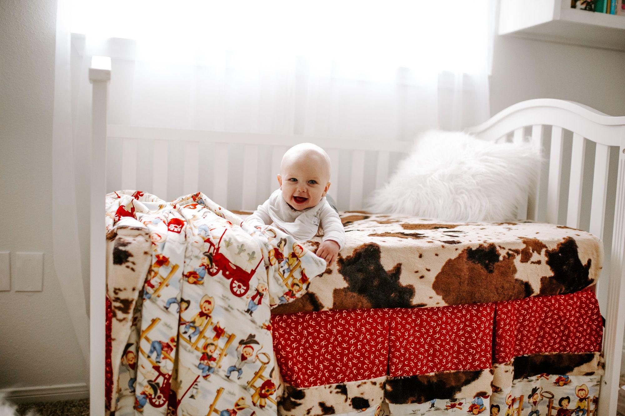 Western Cowboy Toddler Crib Bedding Set Minky Crib Sheet Changing Pad Cover Unique Baby Boy Gift In 2020 Toddler Crib Baby Bedding Sets Toddler Bed Set