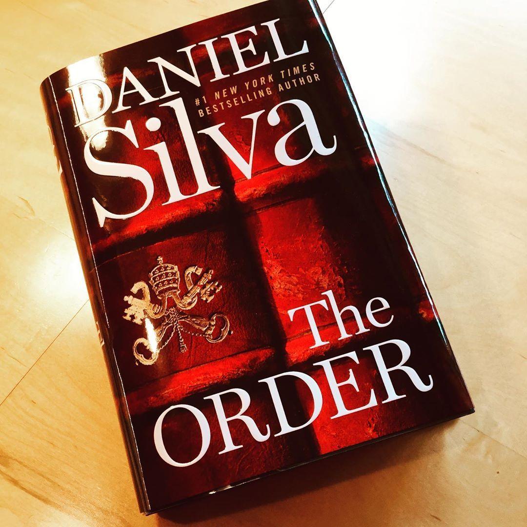 1 118 Likes 89 Comments Daniel Silva Danielsilvabooks On Instagram Book Tour Details For The Order Coming Soon Good In 2020 Book Tours Daniel Silva Good News