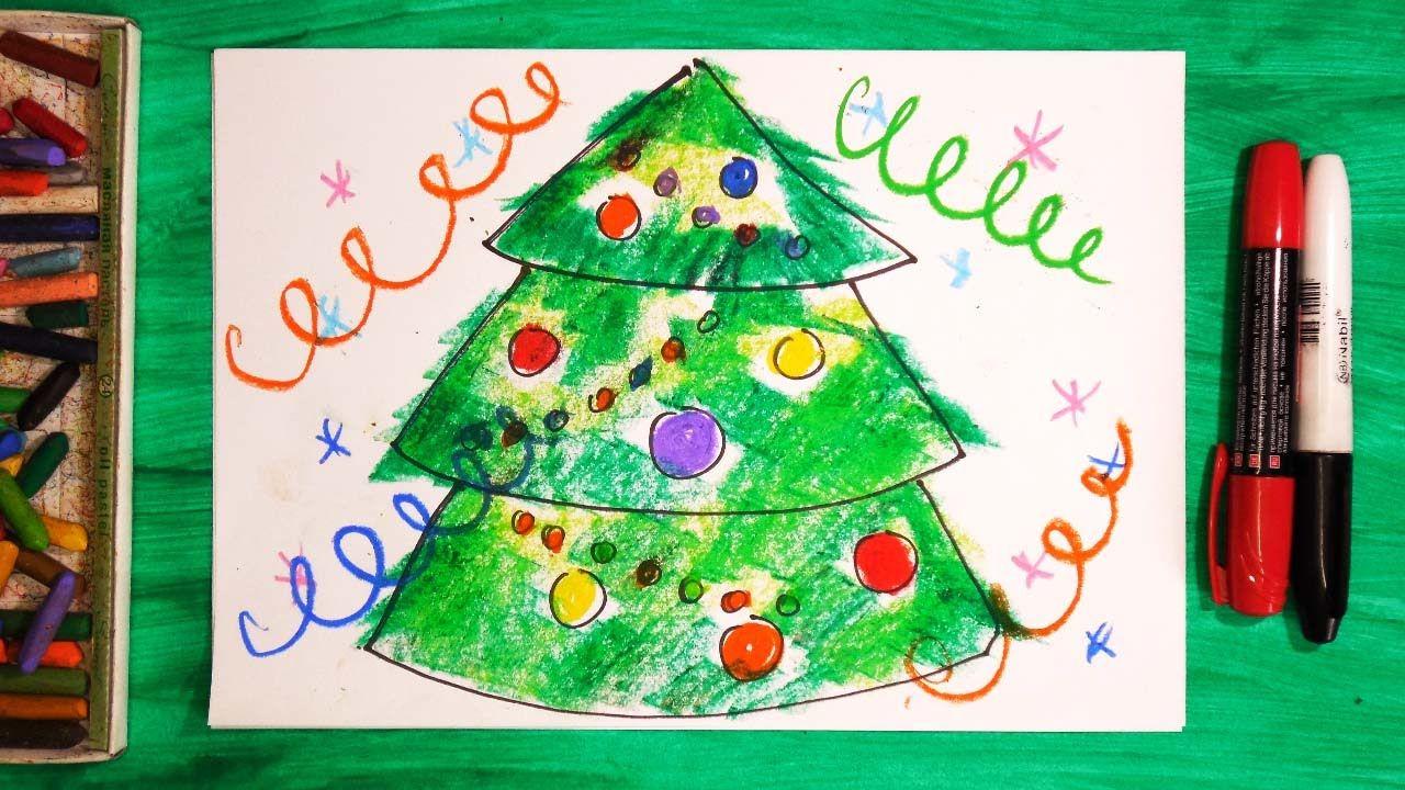 День кадровика, нарисовать новогоднюю открытку своими руками на конкурс в школу поэтапно