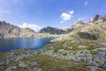 #Lake #Wangenitzsee #Biggest #Mountain Lake In #Carinthia At 2.500m @Fotolia #Fotolia @Carinzia #ktr15 #nature #landscape #travel #holidays #sightseeing #hiking #outdoor #summer #season #austria #wanderlust #beautiful #wonderful #stock #photo #portfolio #download #hires #royaltyfree