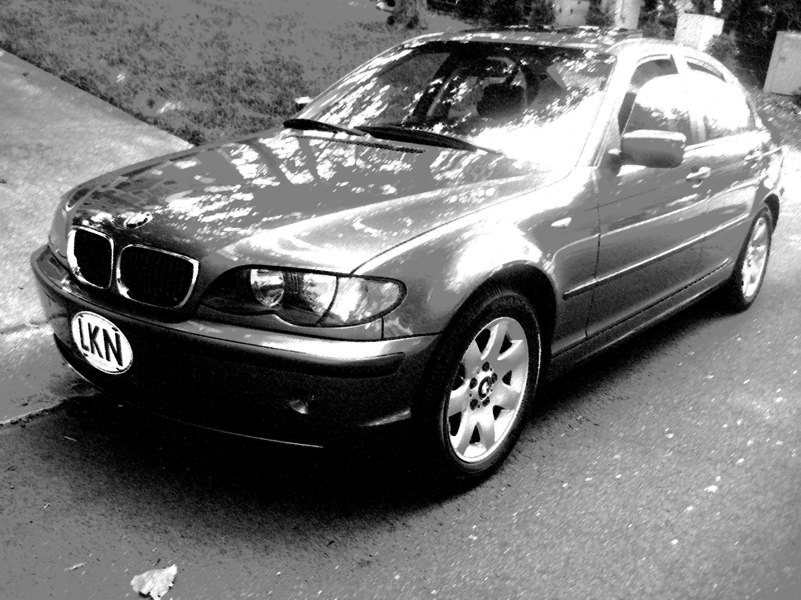 My first BMW. :)