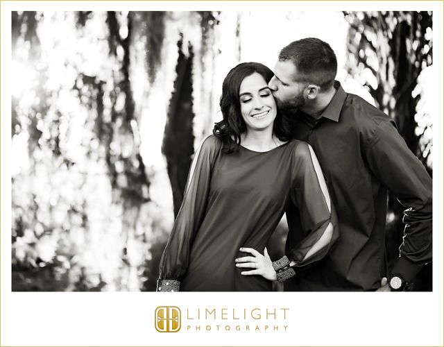 black and white, southern engagement, limelight photography, www.stepintothelimelight.com