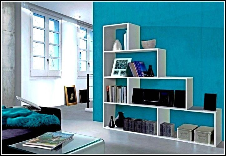 Tall White Bookcase Extra Wide Wall Gloss Storage Book Shelf Unit Zig Zag Decor
