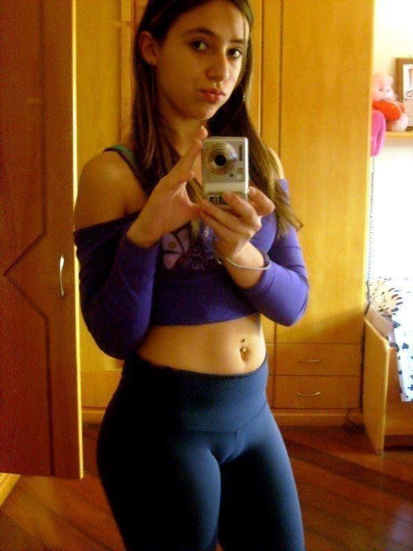 Teen Yoga Pants
