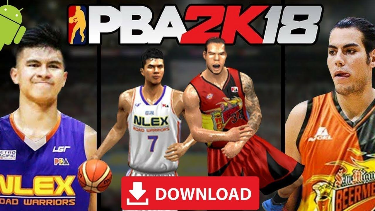 nba 2k18 apk android mob
