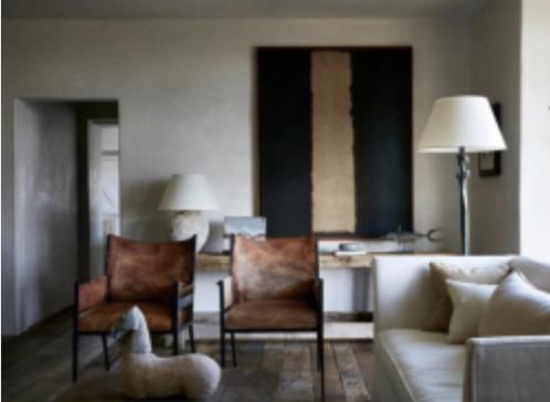 Juxtaposition Interior Sofa Layout