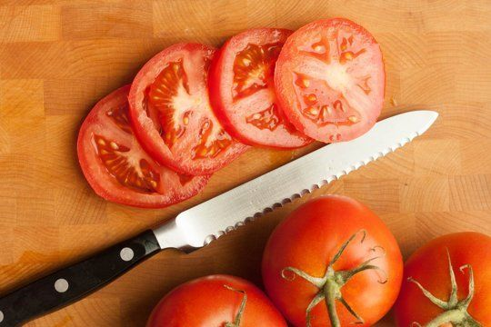 3 Essential Tips for Cutting Tomatoes — Tips from The Kitchn | The Kitchn