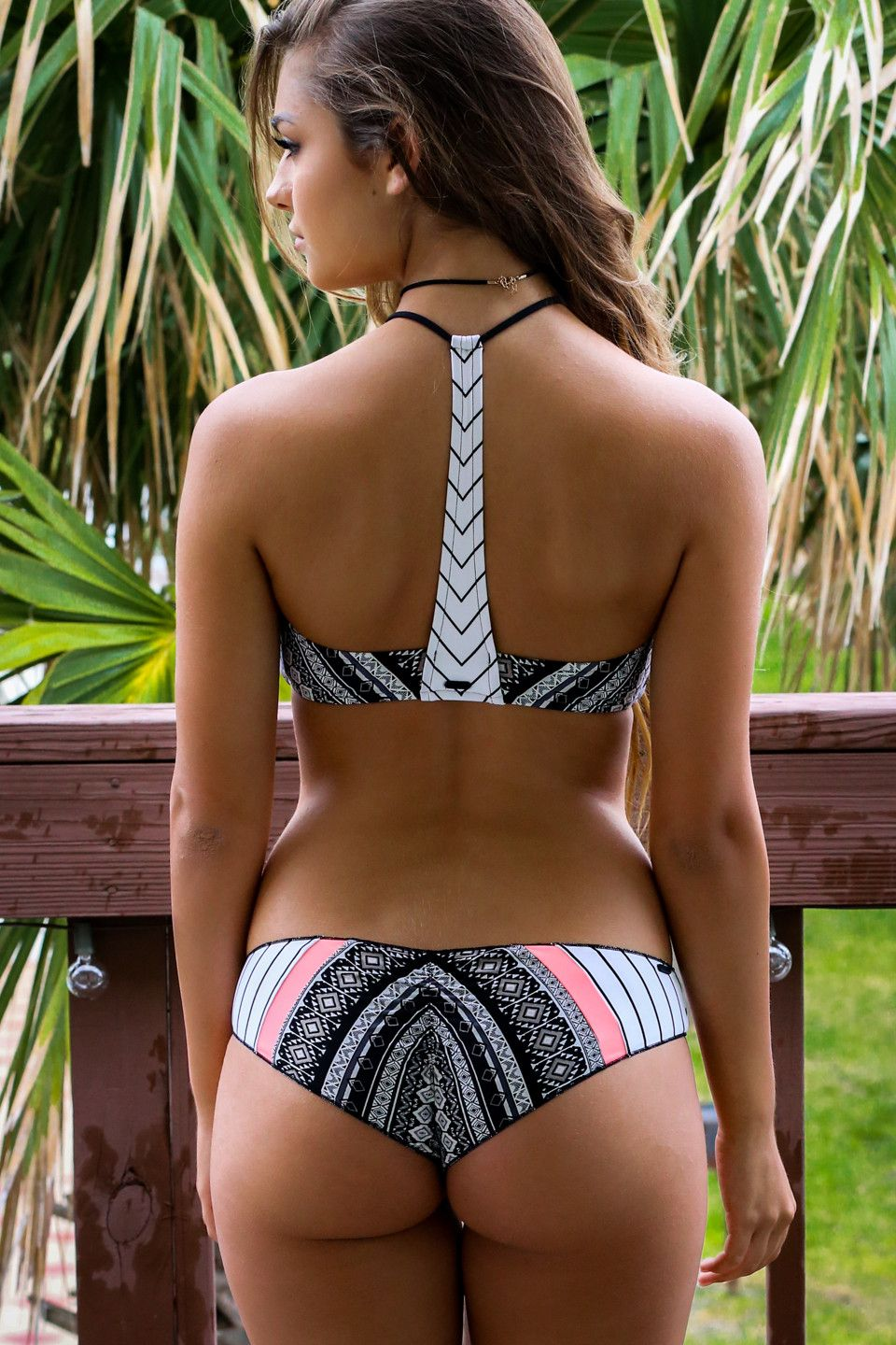rip curl surf tribe hipster bikini bottoms surf rip. Black Bedroom Furniture Sets. Home Design Ideas