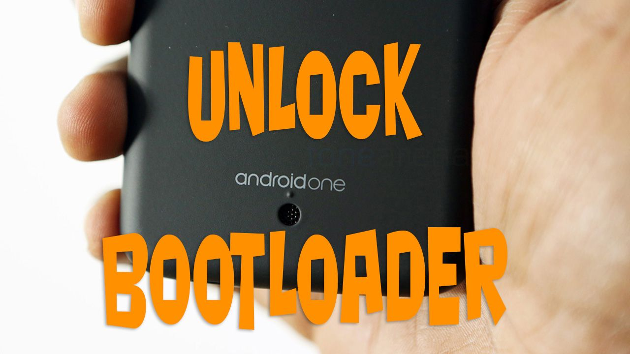 How to unlock bootloader of android mobile phone android