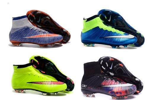 Best Womens Big Kids Nike Mercurial Superfly 4 Fg Soccer Boots Cr7 Sock  Boots Soccer Shoes