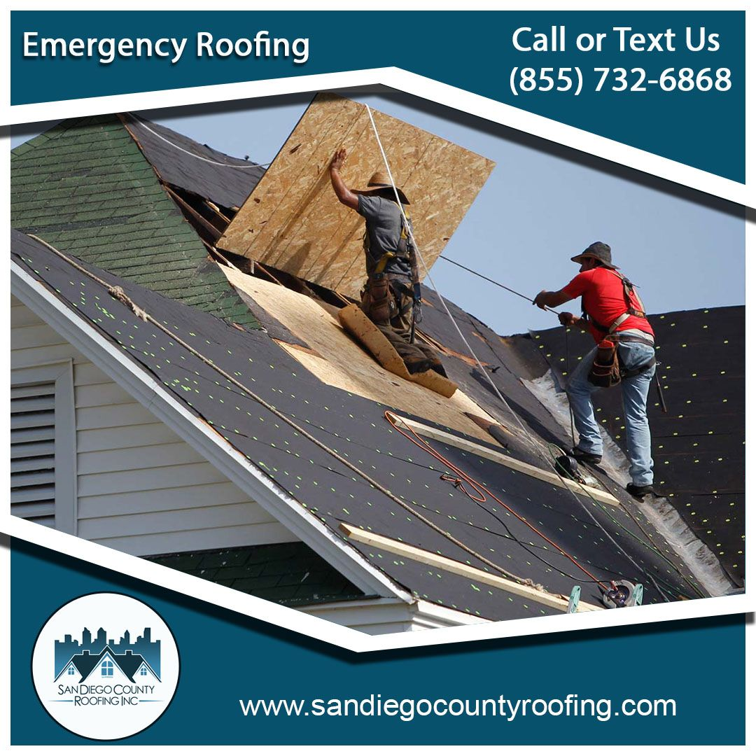 San Diego County Roofing, A+ BBB rated well known