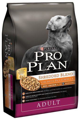 15 99 15 99 Pro Plan Shredded Blend Chicken And Rice Formula Is
