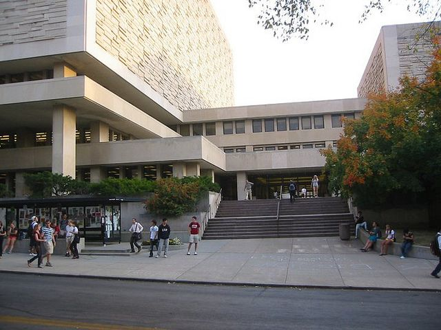 Herman b wells library