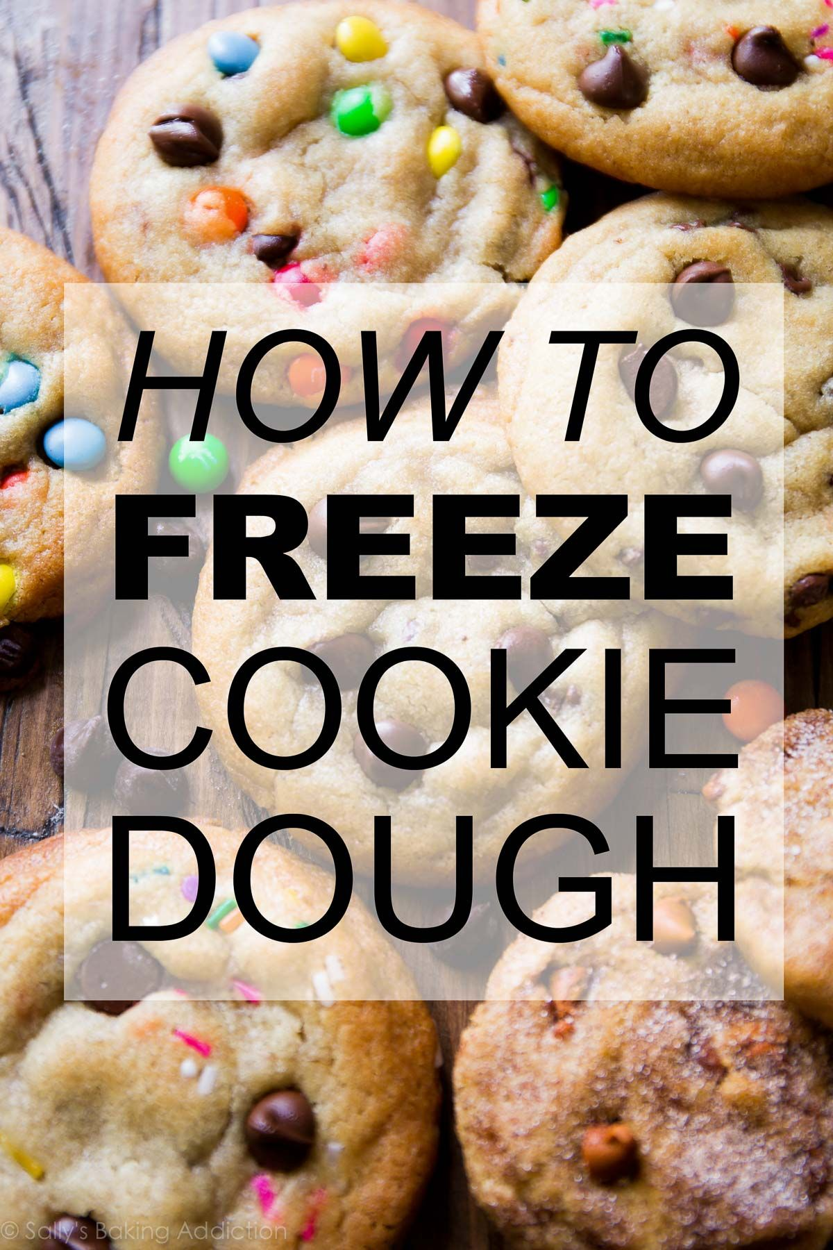 How to Freeze Cookie Dough | Sally's Baking Addiction
