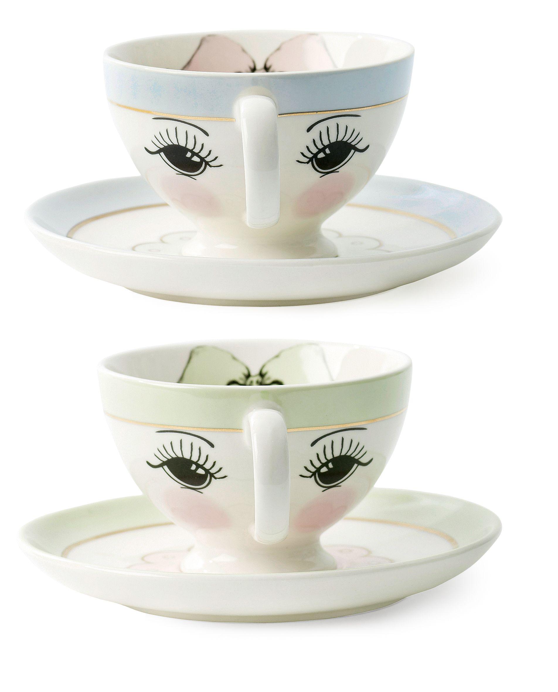 Miss Etoile - Cup and Saucer | Tea time | Pinterest | Porzellan ...