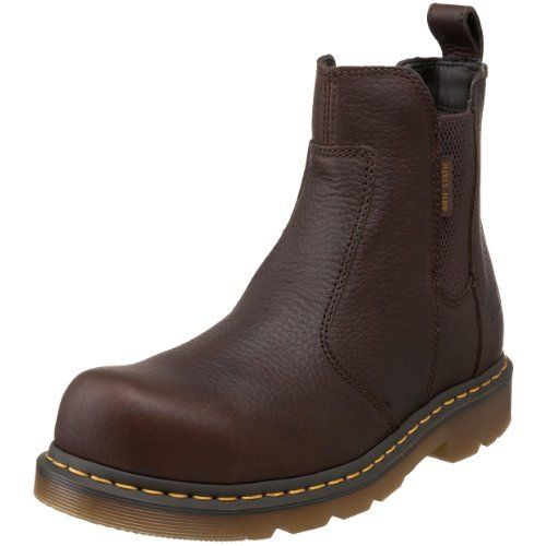 Dr Martens Men S Fusion Safety Toe Chelsea Boot Manner Stiefel
