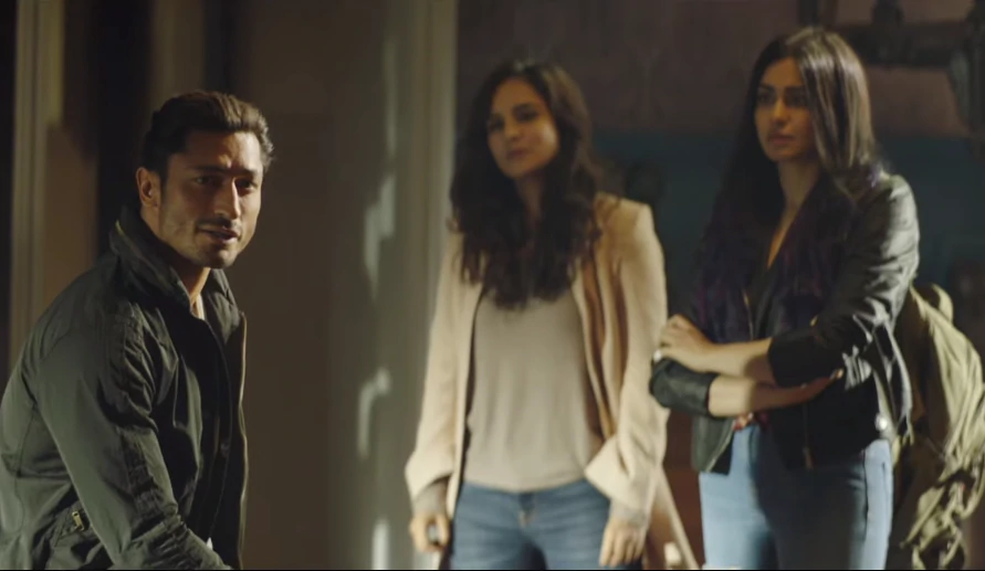 Commando 3 Trailer Not Just Vidyut Jammwal But Adah Sharma And Angira Dhar Unleash Themselves In This Action Thriller Full Movies Download Download Movies Latest Bollywood Movies
