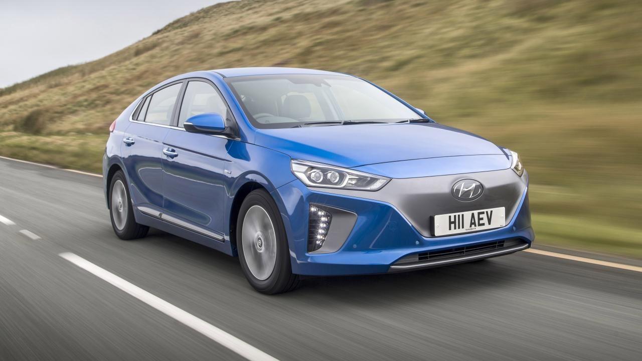 Hyundai Ioniq Luxury hybrid cars, Cars uk, Ev cars