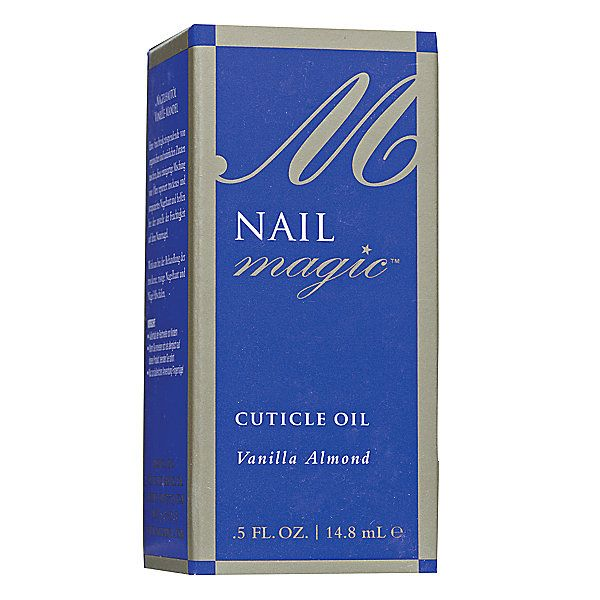 Nail Magic Cuticle Oil is a special blend of oils that help soften ...