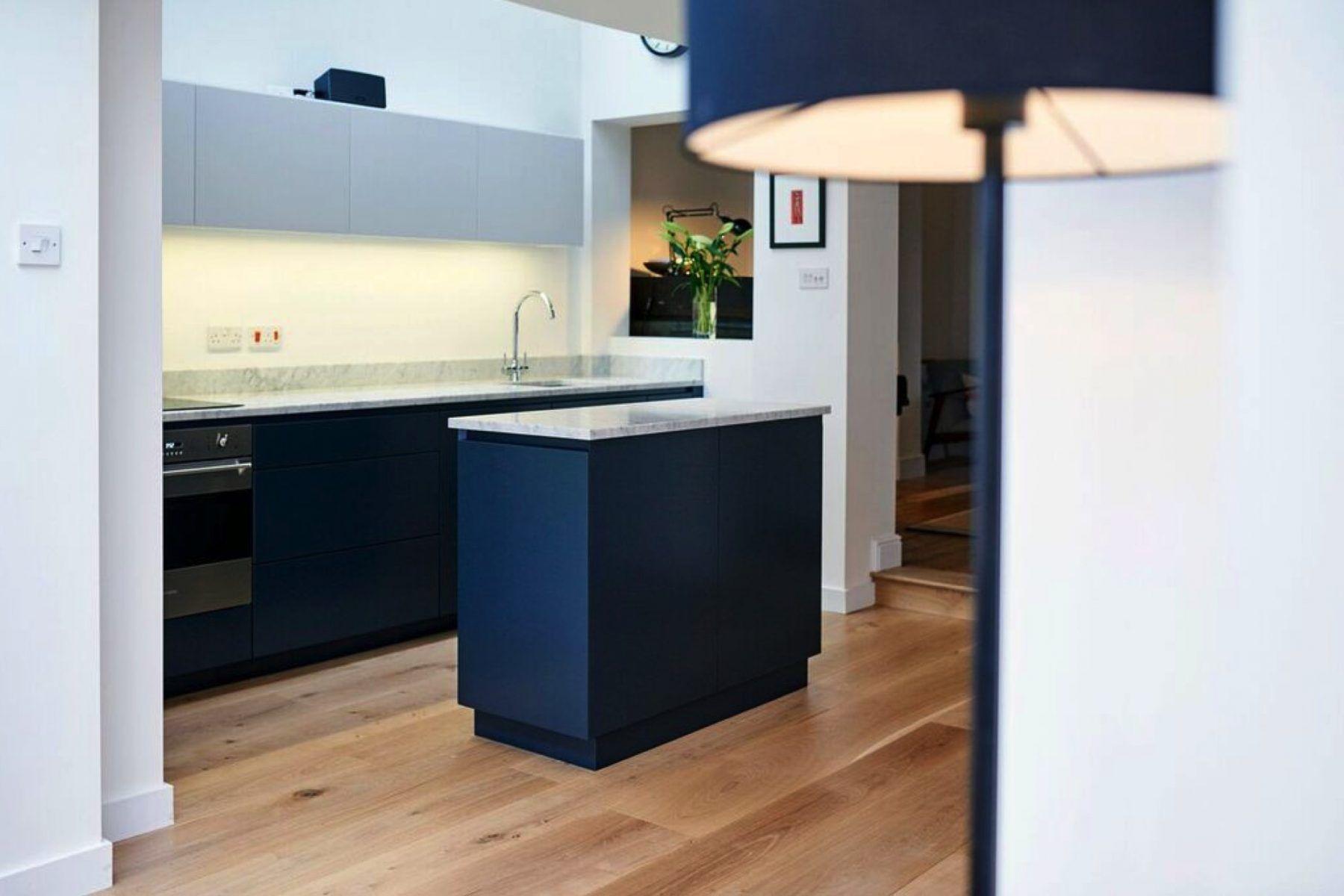 Contemporary kitchens white wash walls wash walls and