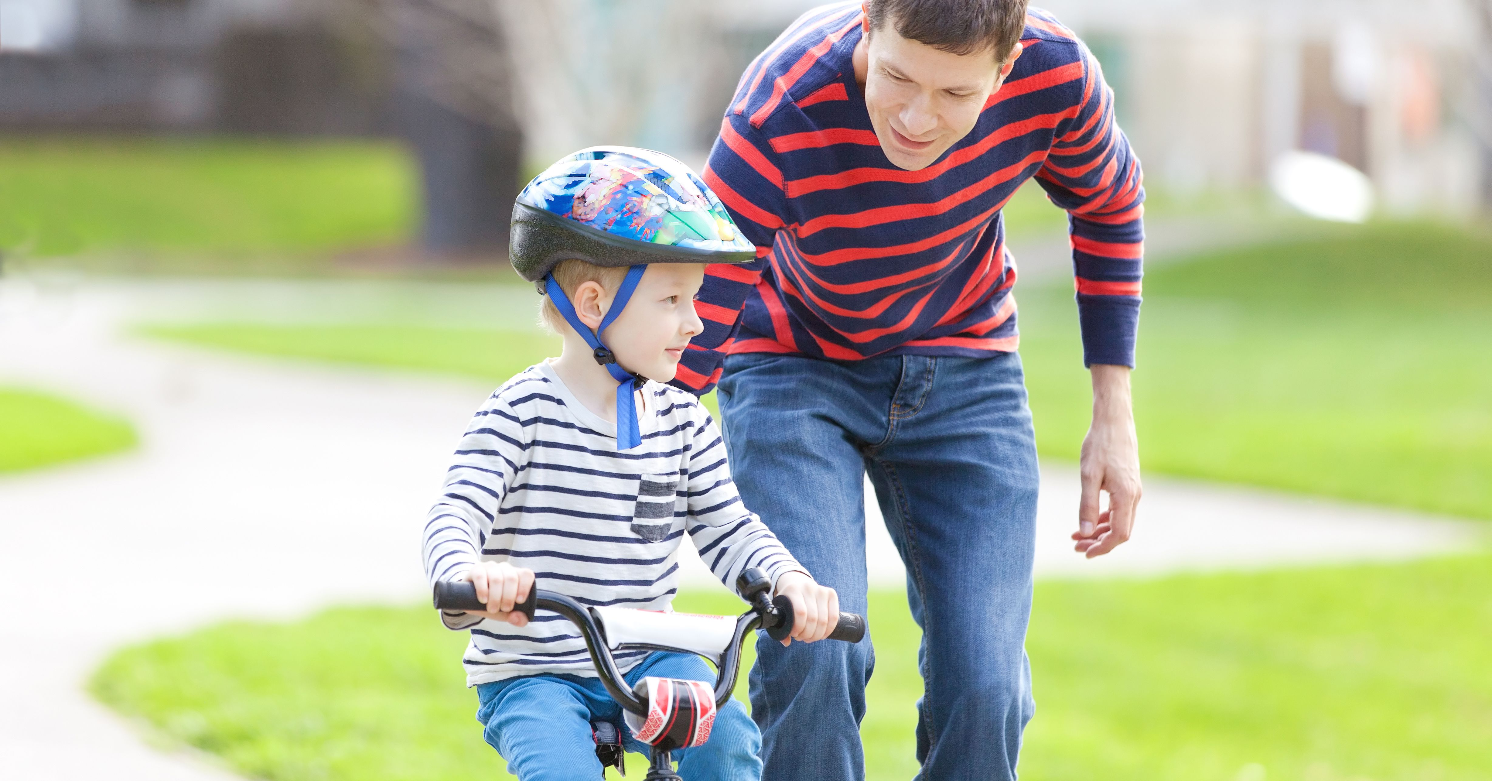 Lose The Training Wheels In 30 Minutes Kids Ride On Bike Ride