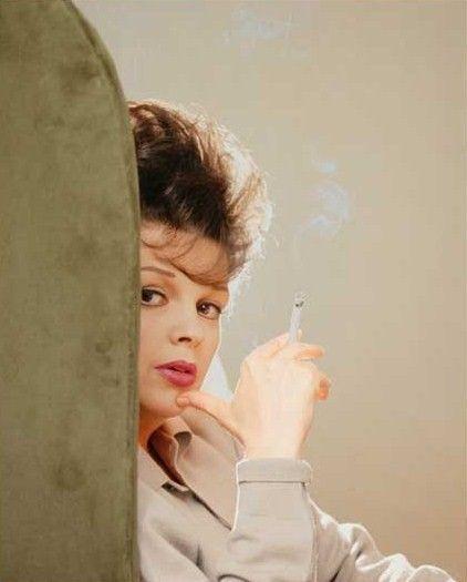 Judy Garland, 1963, New York