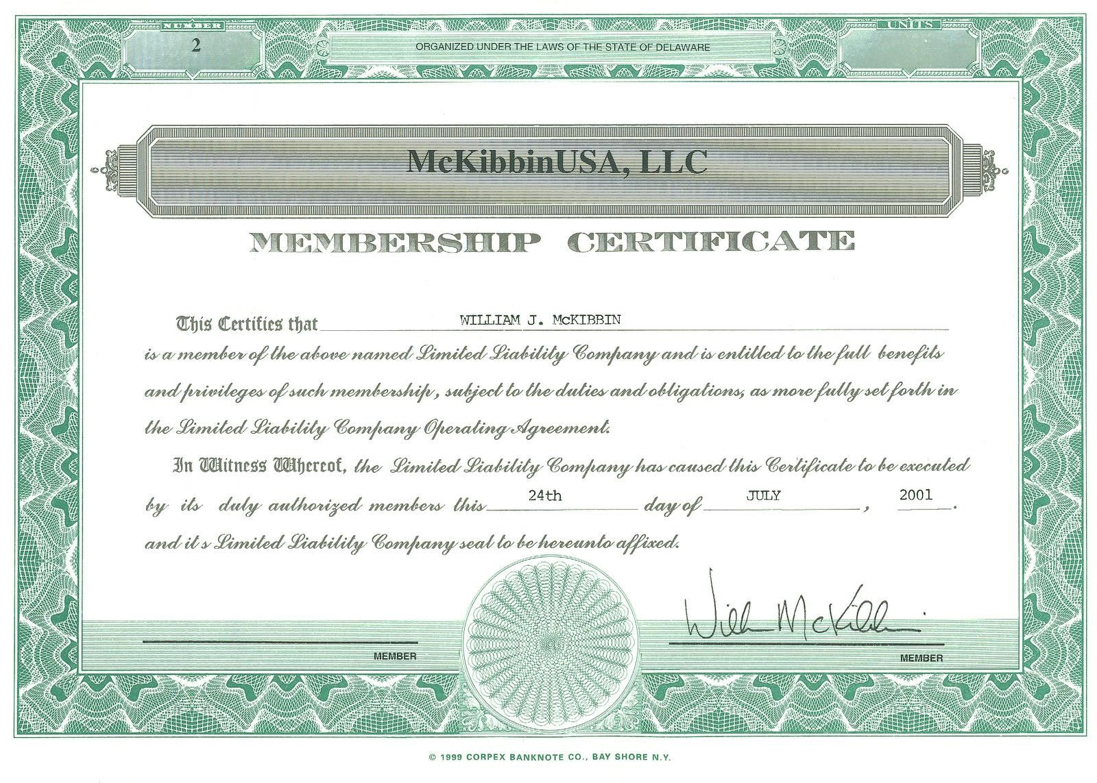 The Stunning Certificates Awesome Llc Membership Certificate Template Throughout Llc Memb Certificate Templates Best Templates Graduation Certificate Template Llc membership certificate template free