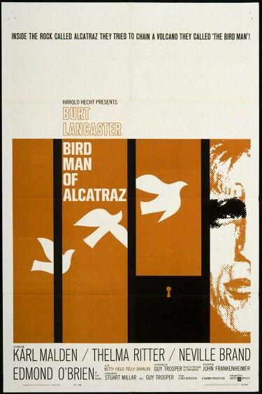 Birdman Of Alcatraz Birdman United Artists Alcatraz
