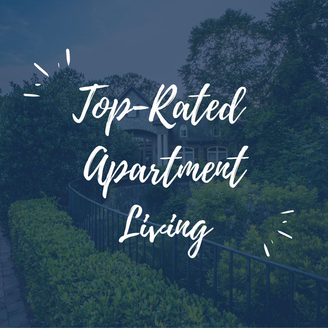 Top-Rated Apartment Living In Atlanta #ATLApartments (With