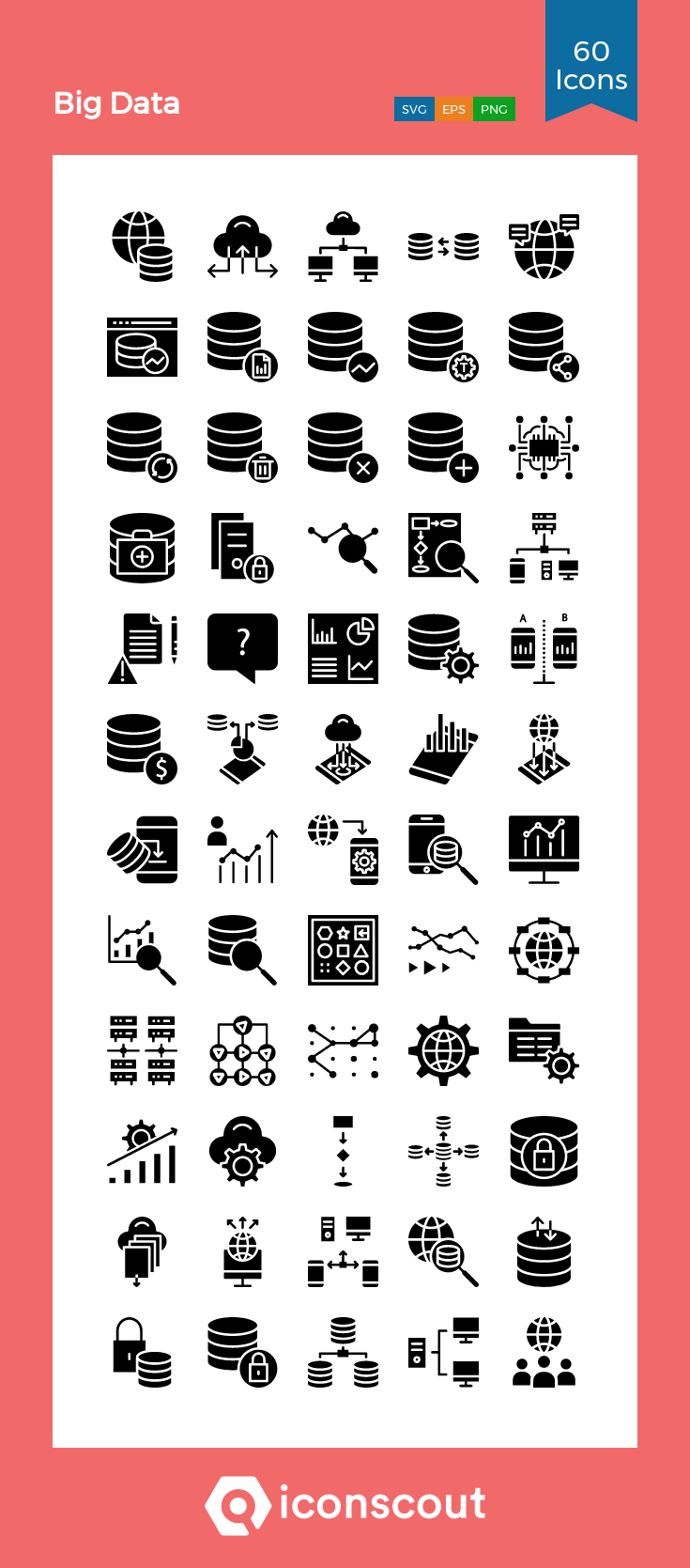 Download Big Data Icon Pack Available In Svg Png Eps Ai Icon Fonts Data Icon Icon Pack Big Data