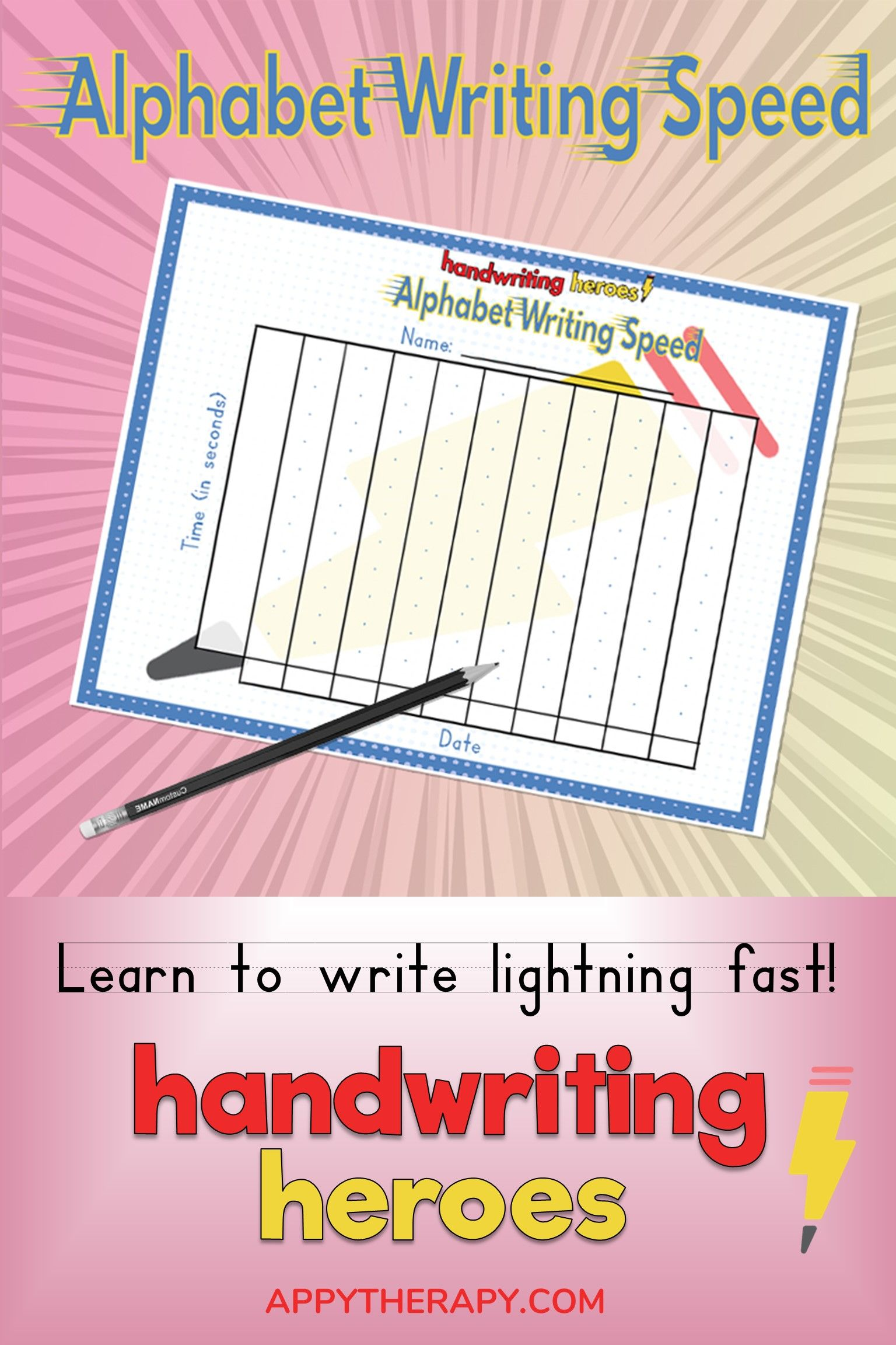 Handwriting Heroes Is A Lightning Fast Method For Teaching Children To Handwrite With Activities In Alphabet Writing Handwriting Instruction Learn Handwriting Fun handwriting activities for grade