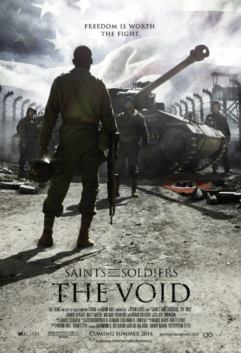 Saints And Soldiers 3 The Void Christian Movie Film Cfdb With
