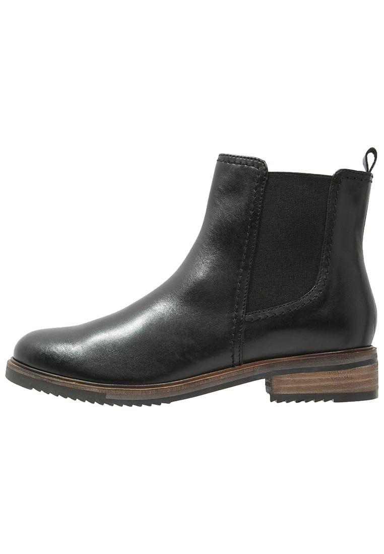 7a5472f6a9c1c0 Pier One Ankle Boot - black - Zalando.de