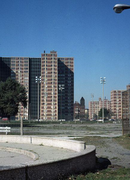 1976 Cabrini Green Chicago City Chicago History Chicago Neighborhoods