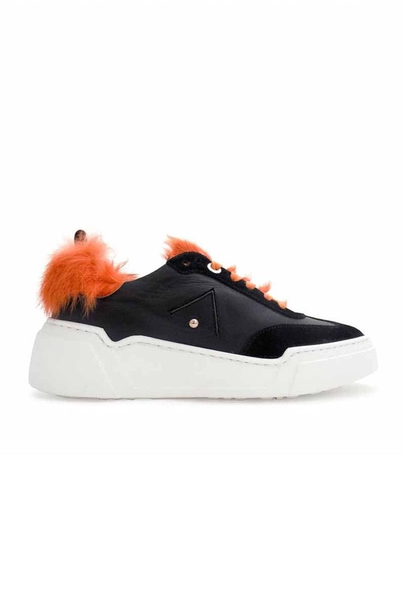 sneakers donna converse pelle