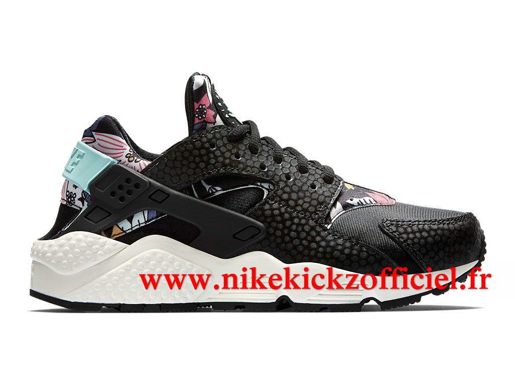 the latest 69b37 29c5c Site Nike Air Huarache Run Print Chaussures Nike Sportswear Pas Cher Pour  Homme…