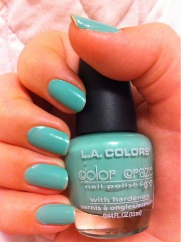 We Can\'t Stop The World: Review: L.A. Colors Color Craze Nail Polish ...