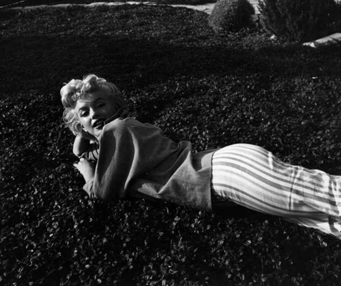 Norma Jeane (Marilyn Monroe) Parte ciento ochenta y ocho