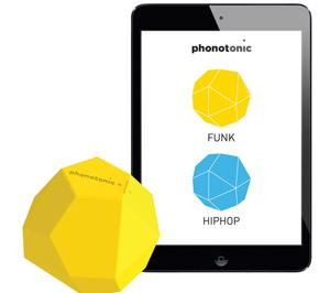 Phonotonic at CES 2015 - design XAVIER HOUY