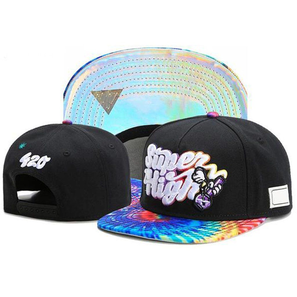 Dank Master Super High 420 Snapback - Dank Master Hats - weed hat ... 1233f22d557e