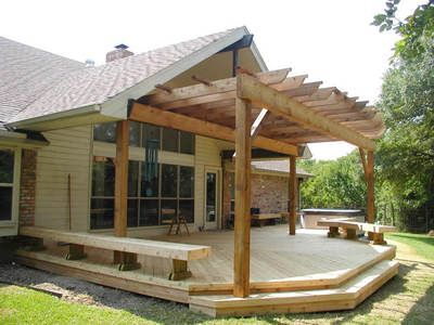Deck And Covered Patio Builder Houston Tx 77024 Infinite Construction Houston  Tx 77024 281 415
