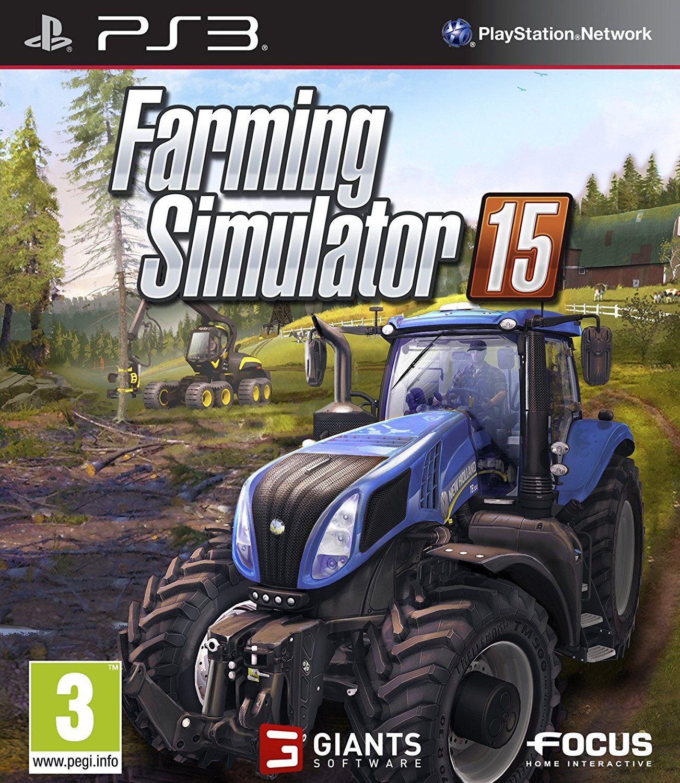Farming Simulator 15 Case Ih New Holland Mídia Digital